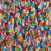 TULIPES N1 100x81 2002